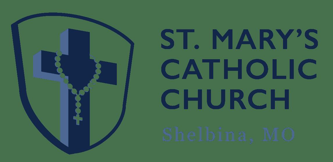 St Mary Shelbina Web Logo